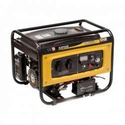 2KVA Gas Generator Kipor KGE2500X