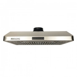 30 Inch Conventional Stainless Steel Range Hood Maxsonic Elite-UC200-2030D