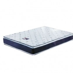 18 in Pocket Spring Strong Two Sided Pillow Top Queen Mattress Richie Rich SPR-QUEEN-DUALPT-R:RICH