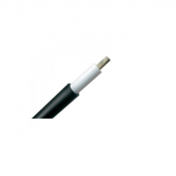 MC4 - PV Double Insulated Wire Carisol - Black - No. 10 Awg
