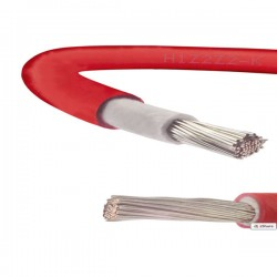 MC4 - PV Double Insulated Wire Carisol - Red - No. 10 Awg