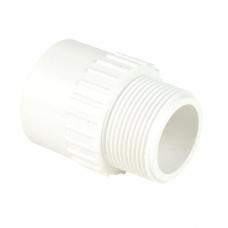 1-1/2in - PVC DWV MALE ADAPTER