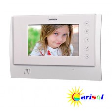 "7"" COMMAX Video Door Phone and Camera Kit CDV-70UX / DRC-4CGN2"