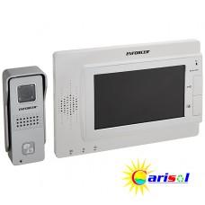 SECO – LARM COLOUR VIDEO DOORPHONE SYSTEM – DP-234Q