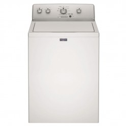 15kg Top Loading American Commercial Washing Machine White - Maytag 3LMVWC315FW