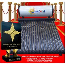33G/100L - HPTS PS CARISOL SOLAR WATER HEATER - Unit Only