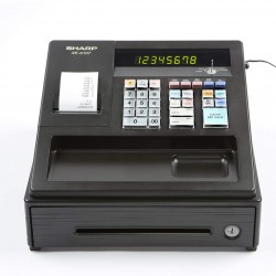 Entry Level Cash Register with LED Display Sharp XEA107